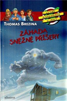 Obálka titulu Záhada sněžné příšery