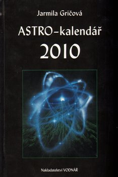 Obálka titulu Astro-kalendář 2010