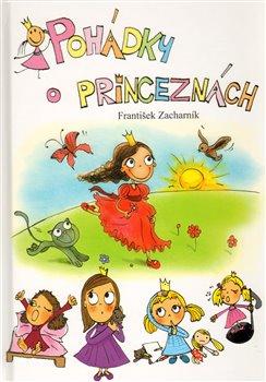 Obálka titulu Pohádky o princeznách