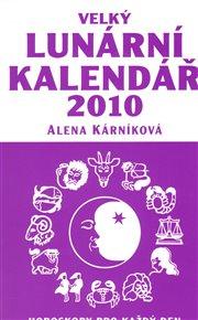 Velký lunární kalendář 2010