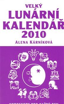 Obálka titulu Velký lunární kalendář 2010