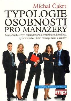 Obálka titulu Typologie osobnosti pro manažery