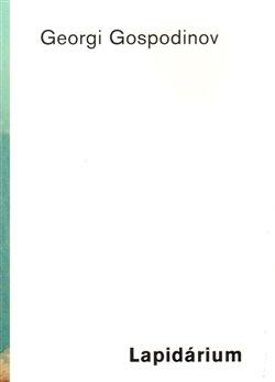 Obálka titulu Lapidárium /Literární salon/