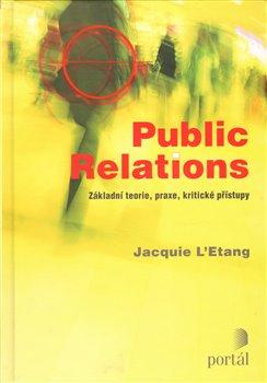Obálka titulu Public Relations