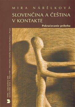Obálka titulu Slovenčina a čeština v kontakte