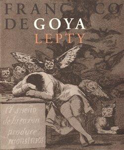 Obálka titulu Francisco de Goya, Lepty