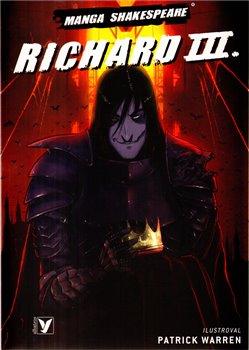 Obálka titulu Richard III.