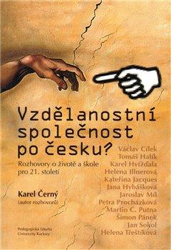 Obálka titulu Vzdělanostní společnost po česku?