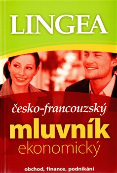 Obálka titulu Česko-francouzský ekonomický mluvník
