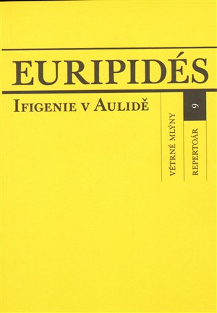 Ifigenie v Aulidě - Euripidés | Booksquad.ink