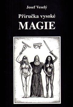 Obálka titulu Příručka vysoké magie