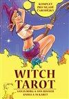 Obálka knihy Witch tarot