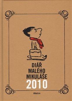 Obálka titulu Diář Malého Mikuláše 2010