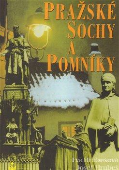 Obálka titulu Pražské sochy a pomníky