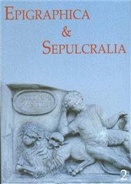 Epigraphica et Sepulcralia 2
