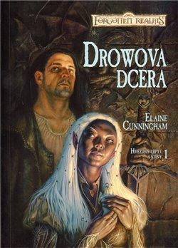 Obálka titulu Drowova dcera