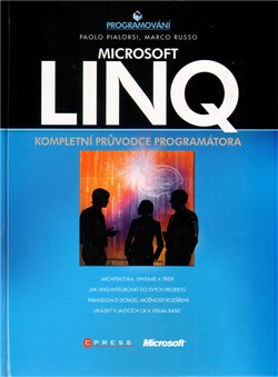 Obálka titulu Microsoft LINQ