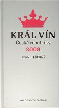 Obálka titulu Král vín České republiky 2009