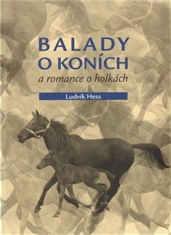 Obálka titulu Balady o koních