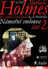 Sherlock Holmes - Námořní smlouva, část 2 (42,-)