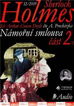 Obálka titulu Sherlock Holmes - Námořní smlouva, část 2 (42,-)