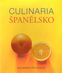 Obálka titulu Culinaria Španělsko