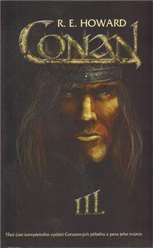 Obálka titulu Conan III. díl
