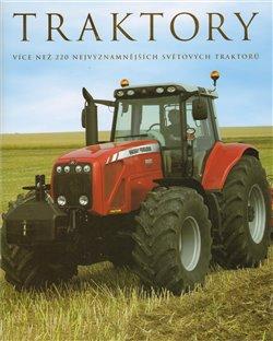 Obálka titulu Traktory