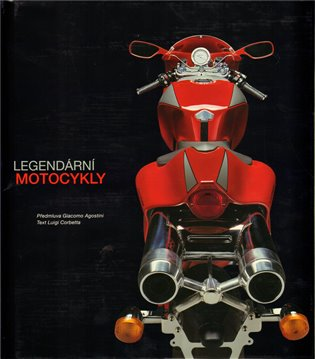 Legendární motocykly - Luigi Corbetta | Booksquad.ink