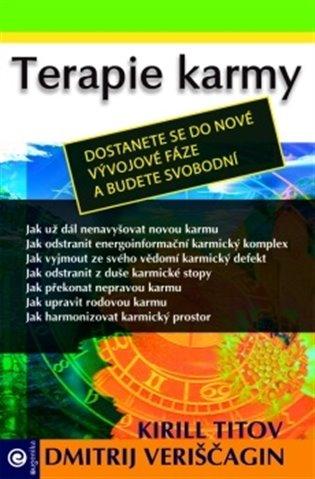 Terapie karmy - Dmitrij Veriščagin | Booksquad.ink