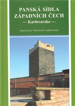 Obálka titulu Panská sídla západních Čech - Karlovarsko