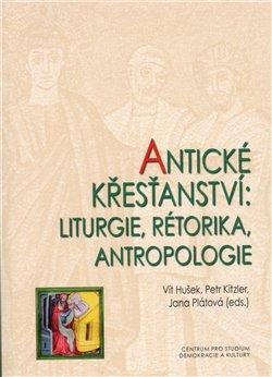 Obálka titulu Antické křesťanství