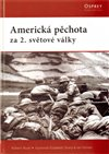 Obálka knihy Americká pěchota za 2. světové války