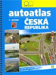 Autoatlas ČR - 1 : 240 000