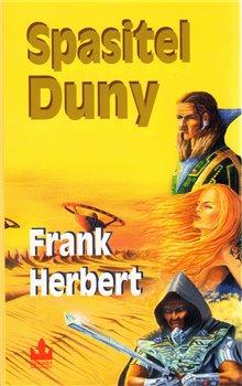 Obálka titulu Spasitel Duny