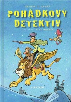 Obálka titulu Pohádkový detektiv