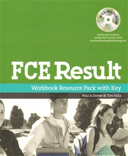Obálka titulu FCE Result Workbook With Key