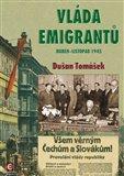 Vláda emigrantů - obálka
