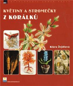 Obálka titulu Květiny a stromečky z korálků