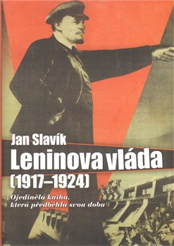 Obálka titulu Leninova vláda
