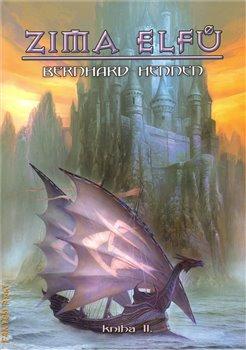 Obálka titulu Zima Elfů - kniha II.