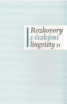 Obálka titulu Rozhovory s českými lingvisty II.