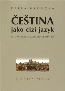 Obálka titulu Čeština jako cizí jazyk