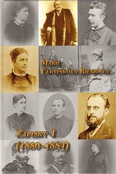 Obálka titulu Zápisky I. (1880 - 1884)