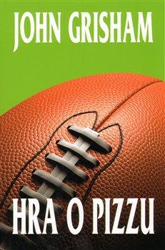 Obálka titulu Hra o pizzu