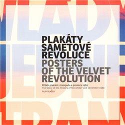 Obálka titulu Plakáty sametové revoluce