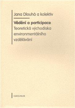 Obálka titulu Vědění a participace