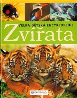 Obálka titulu Velká dětská encyklopedie - Zvířata