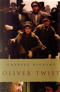 Obálka titulu Oliver Twist