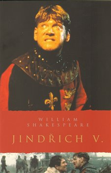 Obálka titulu Jindřich V.